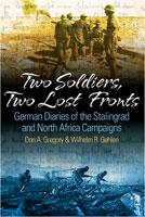 TWO SOLDIERS, TWO LOST FRONTS