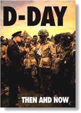 D-Day Then and Now Vol. 1