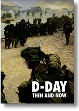 D-Day Then and Now Vol. 2