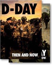 D-Day Then and Now, Boxed Set