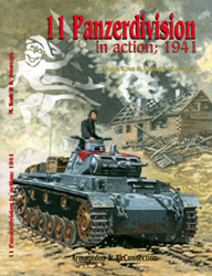 11. Panzer-Division in Action: 1941