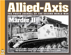 Allied-Axis Photo Journal No. 22