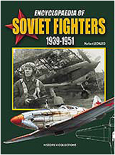 Encyclopedia Soviet Fighters 1939-1951