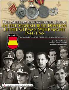 Military Intervention Corps of the Spanish Blue Division