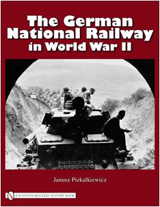 German National Railway in World War II