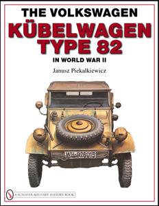 Volkswagen Kübelwagen Type 82 in World War II (Janusz Piekalkiew