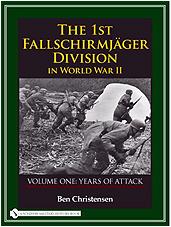 1. Fallschirmjäger Division in WWII V. 1