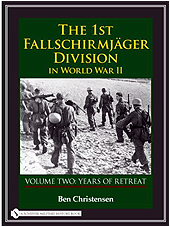 1. Fallschirmjäger Division in WWII V. 2
