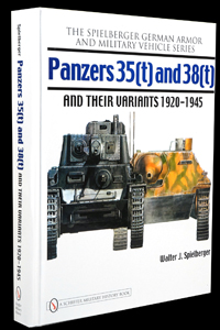 Panzer 35(t) and 38(t) and their Variants 1920-1945