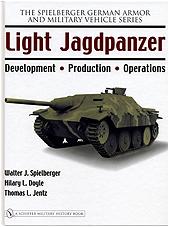 Light Jagdpanzer, Development - Production - Operations