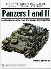 Panzers I and II and their Variants, Development - Production -