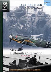Max-Hellmuth Ostermann - ZG1, JG21, JG54 (Christer Bergstrom)