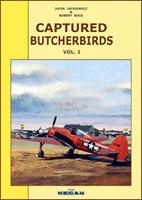 Captured Butcherbirds