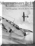 Me BF-110 Bombsights over England
