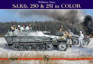 Sd.Kfz. 250 & 251 in COLOR
