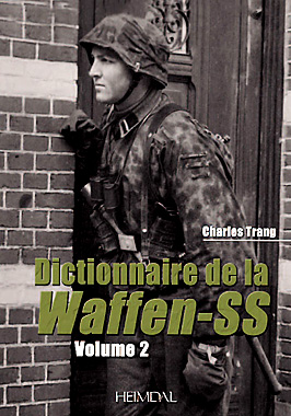 WAFFEN-SS DICTIONARY VOL. 2