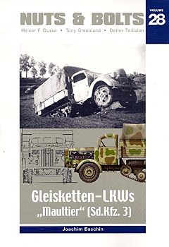 N&B28: Gleisketten-LKWs 'Maultier' (Sd.Kfz.3)