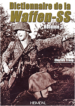 WAFFEN-SS DICTIONARY VOL. 3