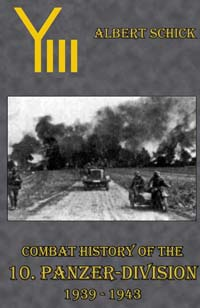 COMBAT HISTORY OF THE 10. PANZER-DIVISION - TEXT