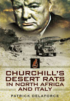 Churchill's Desert Rats in North Africa