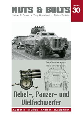 N&B30: Nebel-, Panzer- und Vielfachwerfer