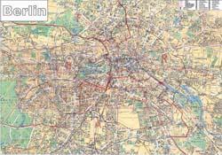 BERLIN MAP EXTRA
