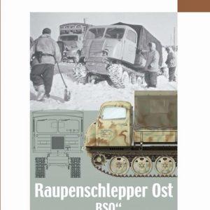 N&B29 - Raupenschlepper Ost RSO und Abarten