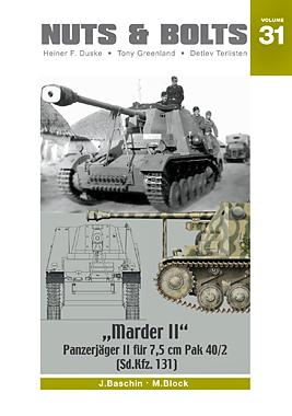 """N&B31 """"Marder II"""" (Sd.Kfz. 131)"""