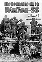 WAFFEN-SS DICTIONARY VOL. 4