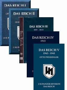 Das Reich Five Volume Set