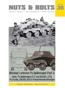 N&B36: Sd.Kfz. 233/263 8 RAD