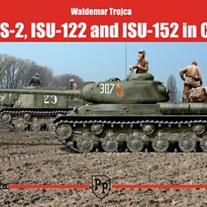 IS-1, IS-2, ISU-122 and ISU-152 in Color