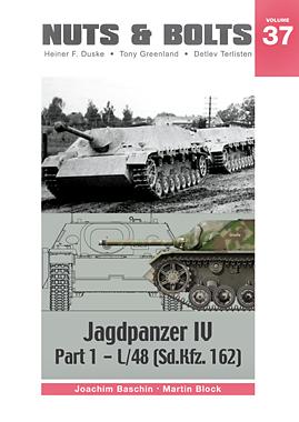 N&B37: Jagdpanzer IV Part 1: L/48 (Sd.Kfz. 162)